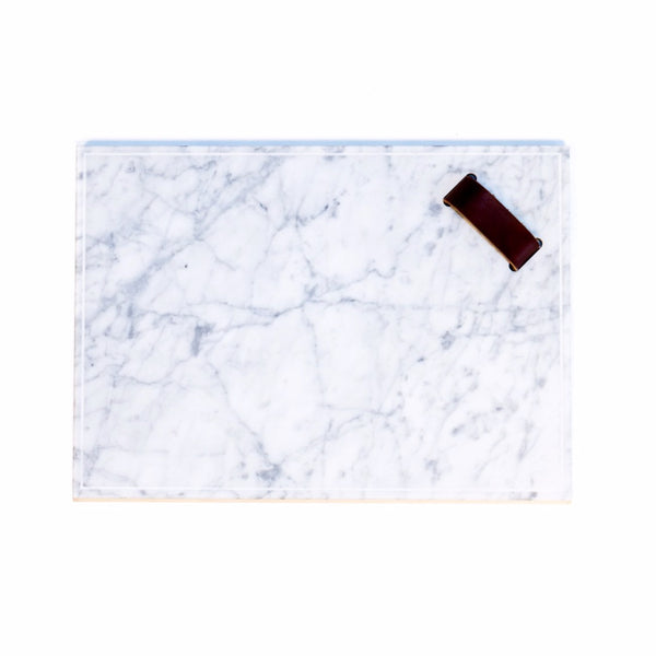 MARBLE CUTTING BOARD WAVE