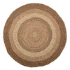 Rug Malic, Rounded D 150, Seagrass