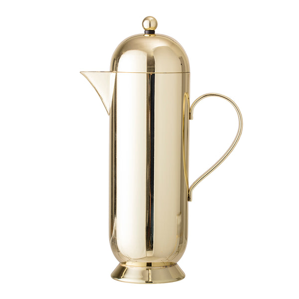 Coffee Press, Gold, Stainless Steel