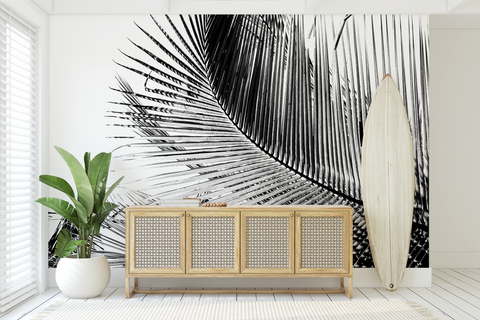 Wallpaper, Boho Palm Tree