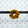 Soft Velvet Hairband, Golden