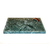 Green Marble Cutting Board Wave