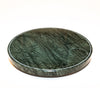 Green Marble Cake Tray