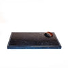 Black Marble Cutting Board Wave