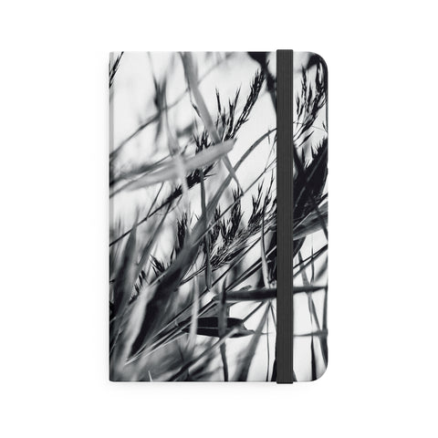 Notebook with rubberband A5, Windy