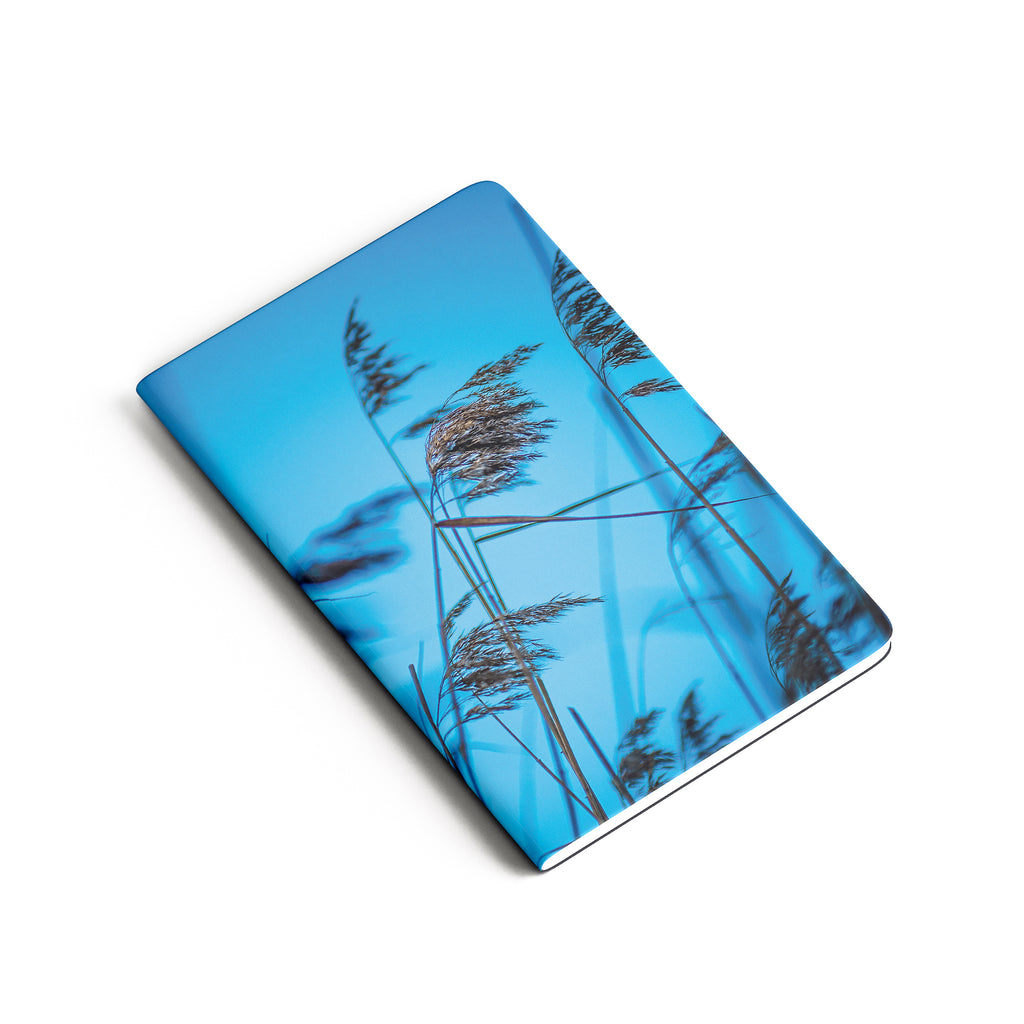 Notebook Slim & Soft A6, Indigo Love
