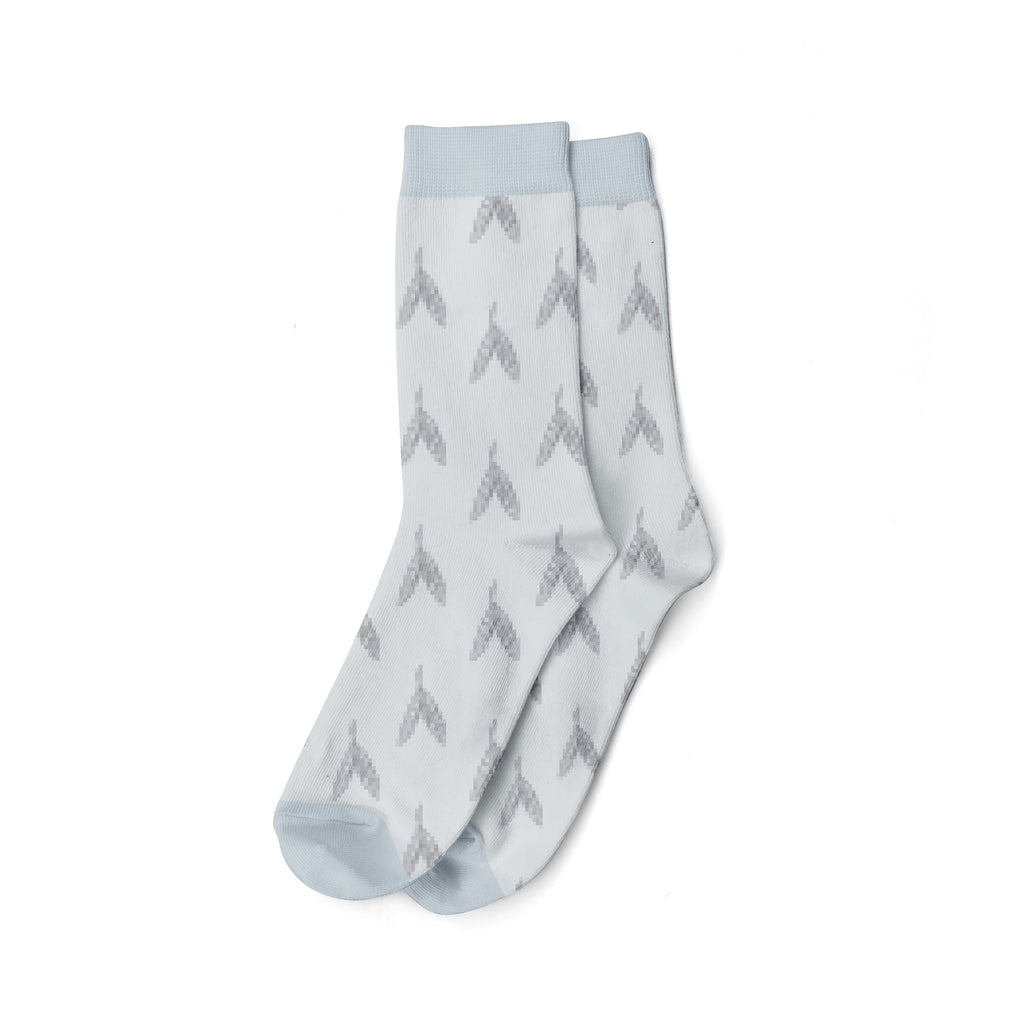 Socks, Valhalla Feather Gray