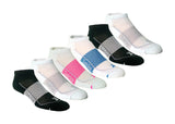 Sole Tek Running Socks 6-Pack - Small