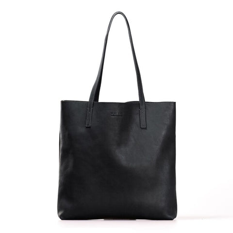 Georgia Shopper, classic leather
