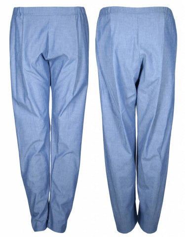 COSY II pants, light denim