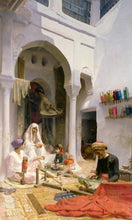 Load image into Gallery viewer, An Arab Weaver, 1886