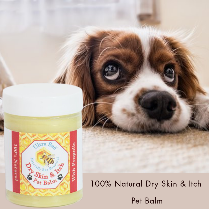 100% Natural Pet Dry Skin & Itch Balm