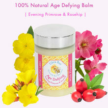 Load image into Gallery viewer, 100% Natural Age Defying Moisturiser Evening Primrose