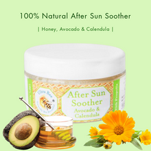 Load image into Gallery viewer, 100% Natural After Sun - Avocado & Calendula - 100ml