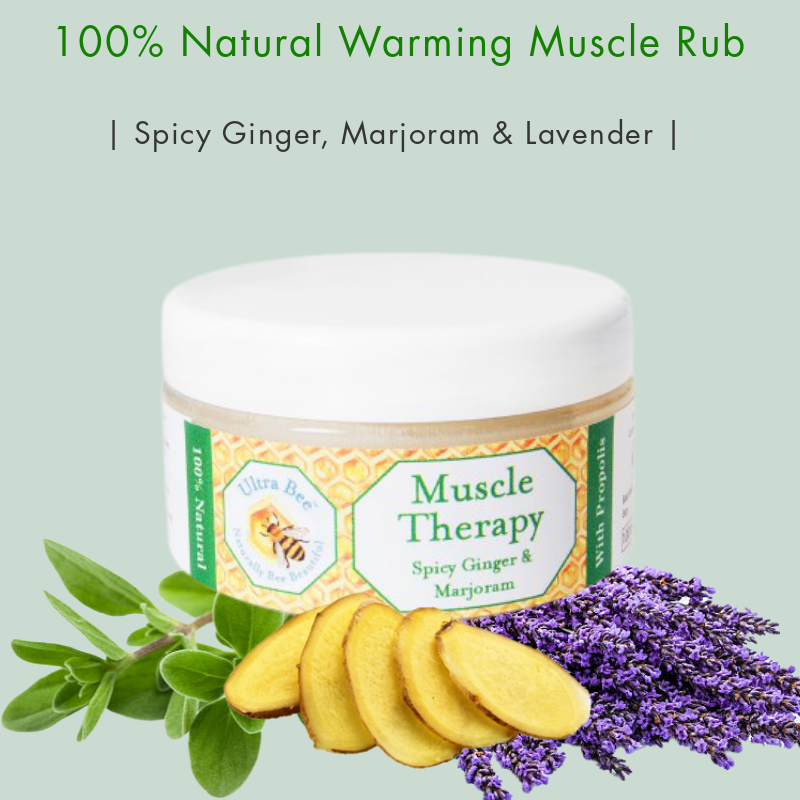 100% Natural Warming Muscle Rub