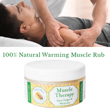 Load image into Gallery viewer, 100% Natural Warming Muscle Rub.