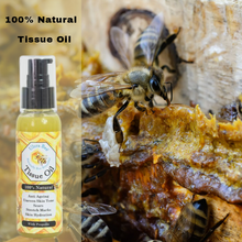 Load image into Gallery viewer, 100% Natural Skin Tissue Oil - Rosehip, Calendula , Rose Geranium, Neroli 100ml