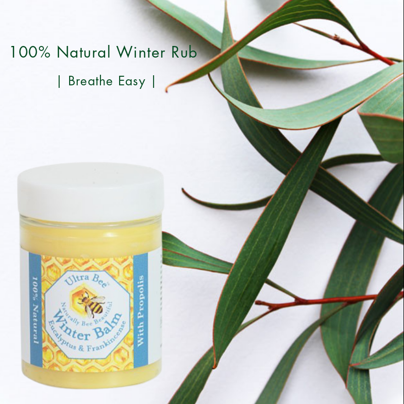 100% Natural Winter Rub - Breathe Easy – 100ml