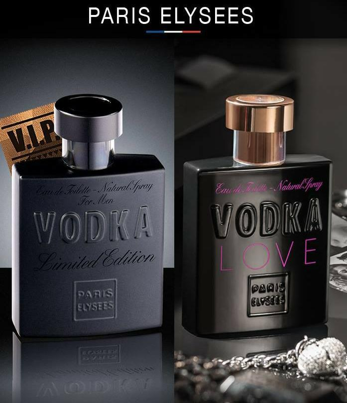 Vodka Limited Edition & Vodka Love (Combo-Pack of 2) 100ml each