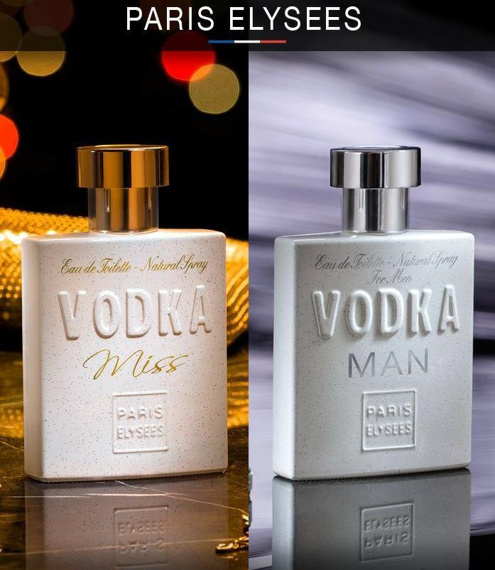 Vodka Man & Miss (Combo-Pack of 2) 100ml each