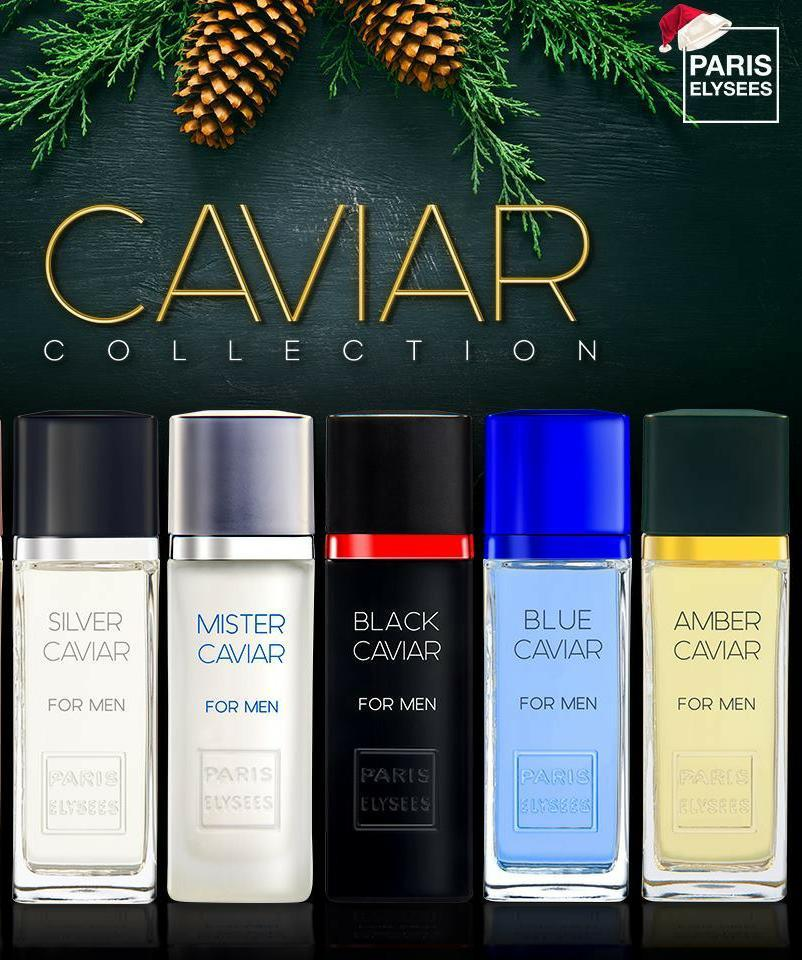Caviar Collection (Combo-Pack of 5) 100ml each