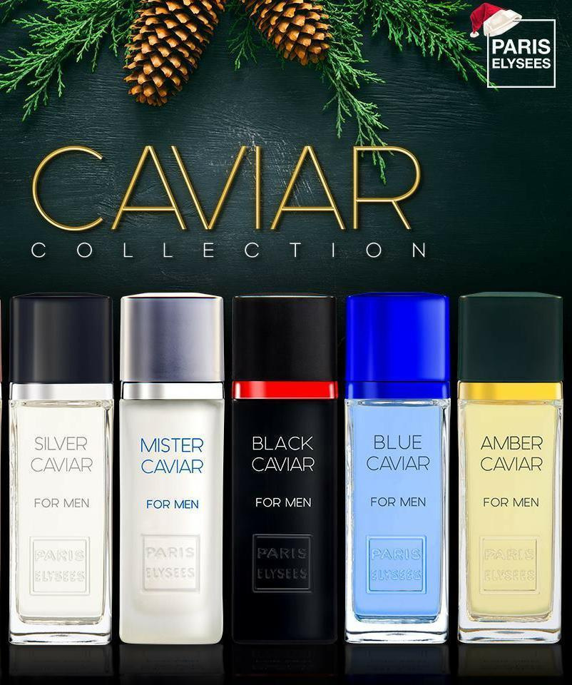 Caviar Collection (Buy 4 Get 1) 100 ML each