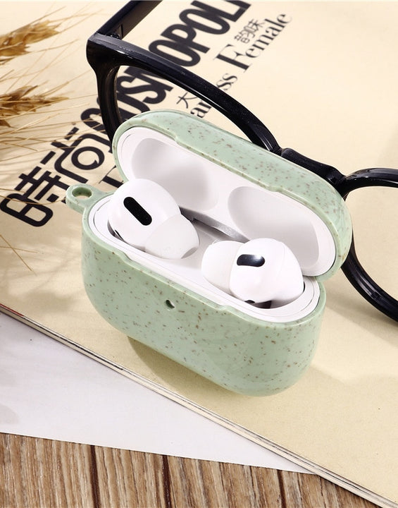 Marble Eco friendly Shockproof Case for Airpod Pro/3