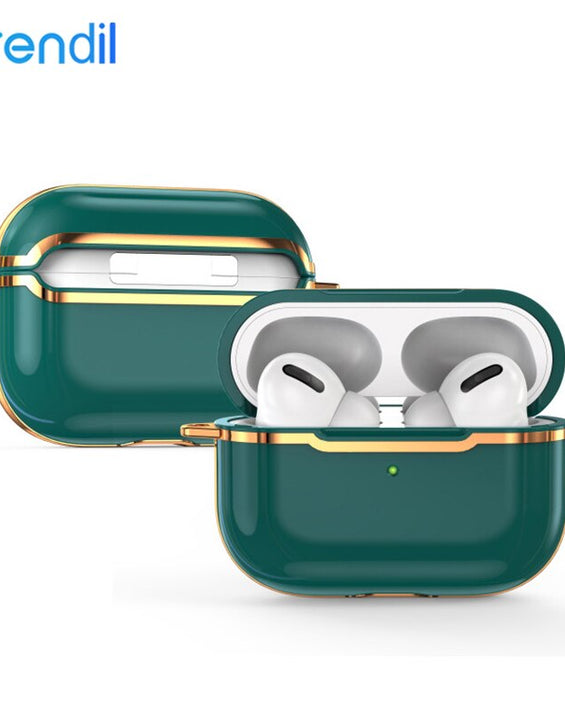 Luxury Plated Airpod Case for Airpod Pro/3