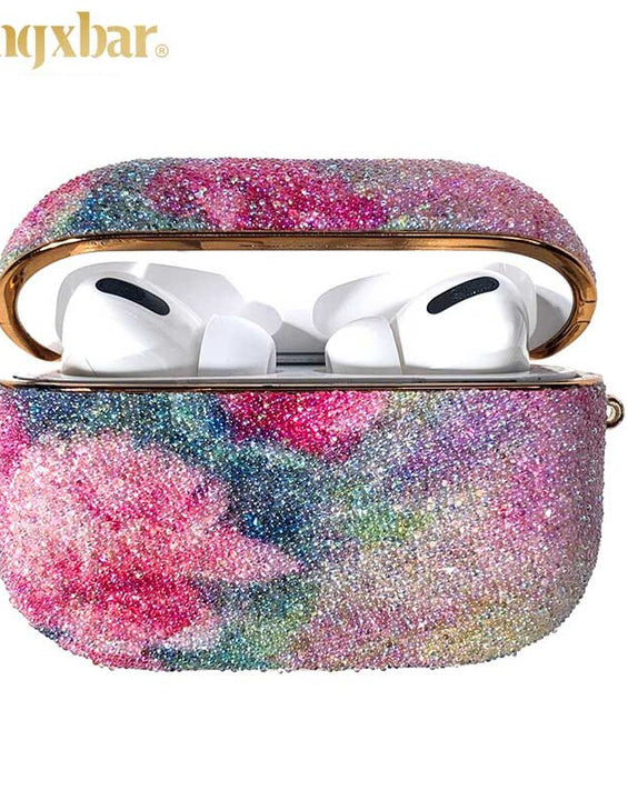 Luxury Crystal Rhinestones Case For Airpods Pro/3