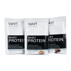 Whey protein - Plant Based Diet
