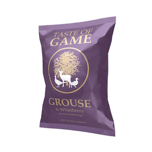TASTE OF GAME GROUSE & WHINBERRY CRISPS 150g