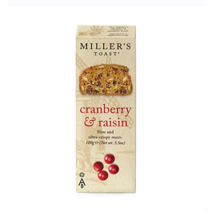 CRANBERRY & RAISIN TOASTS