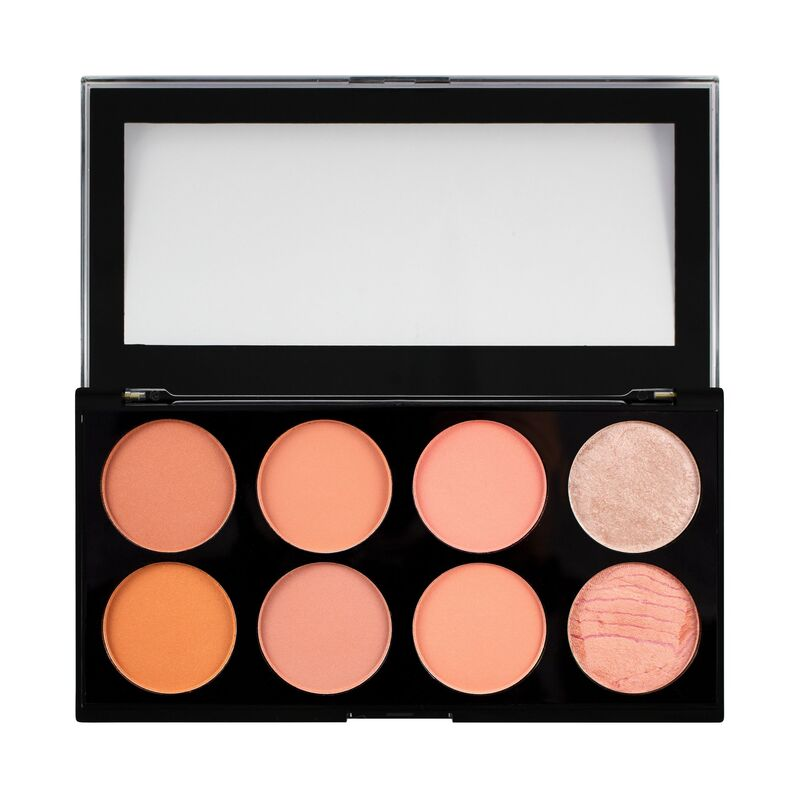 ULTRA BLUSH PALETTE - HOT SPICE