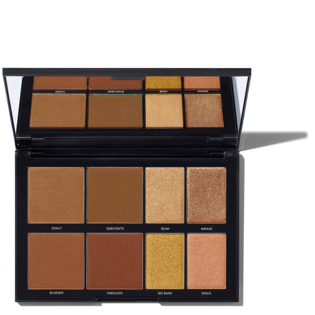8H Hi-Fi Sculpt and Shimmer Palette