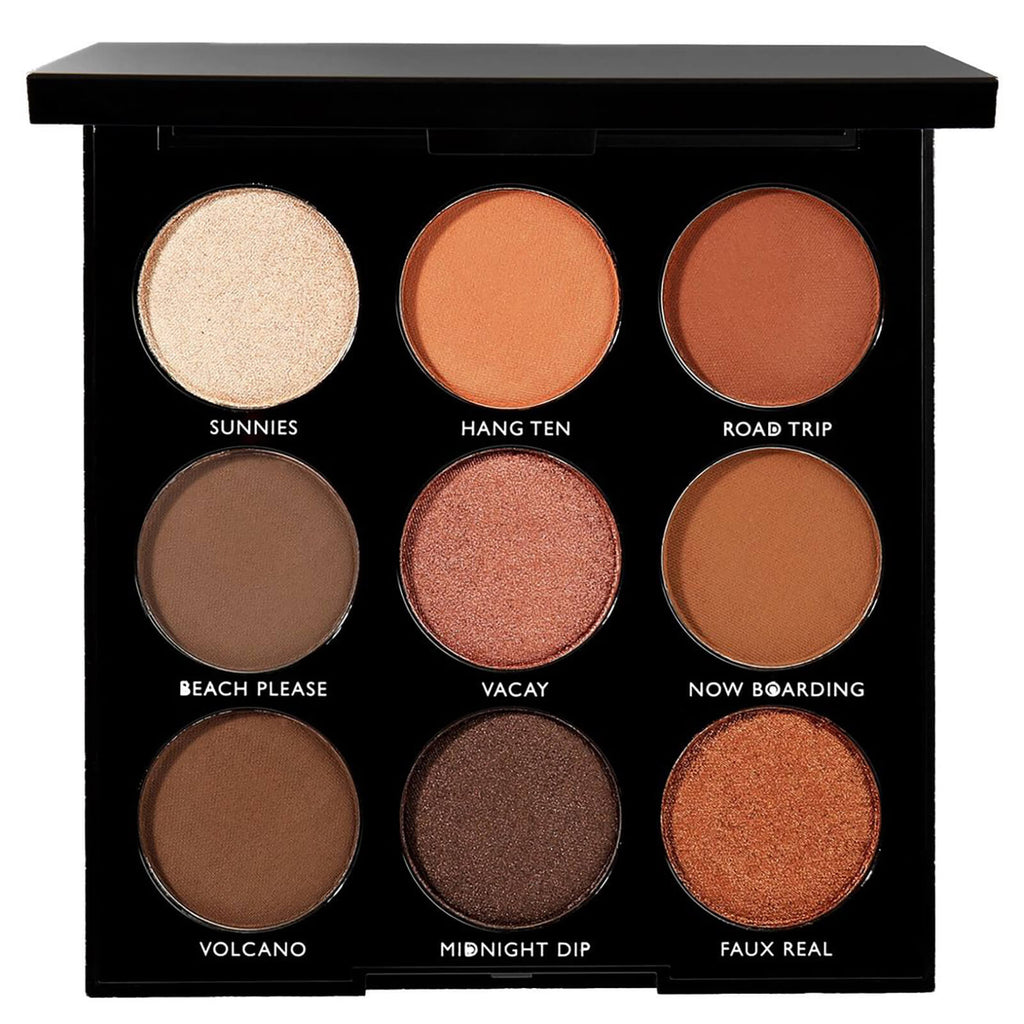 9B Bronzed Babe Eye Shadow Palette