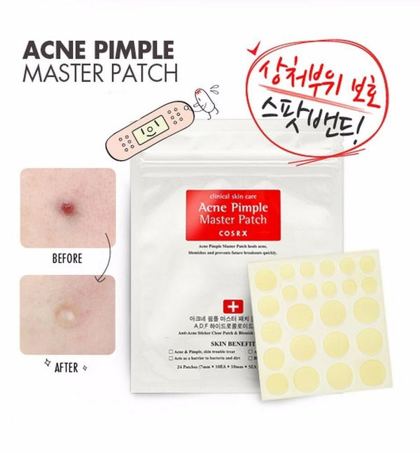 Acne Pimple Master Patch, 24 Patches