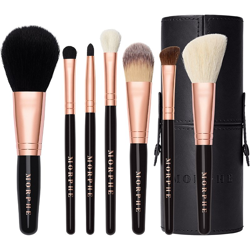 Rose Baes Brush Collection and Case