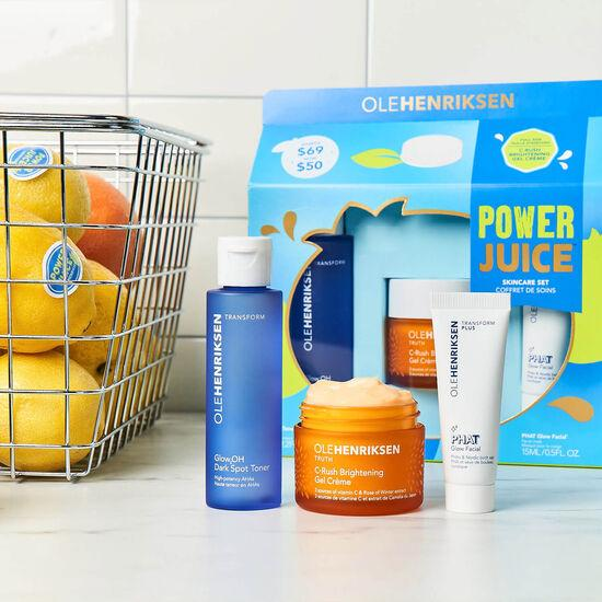 Power Juice Skincare Set