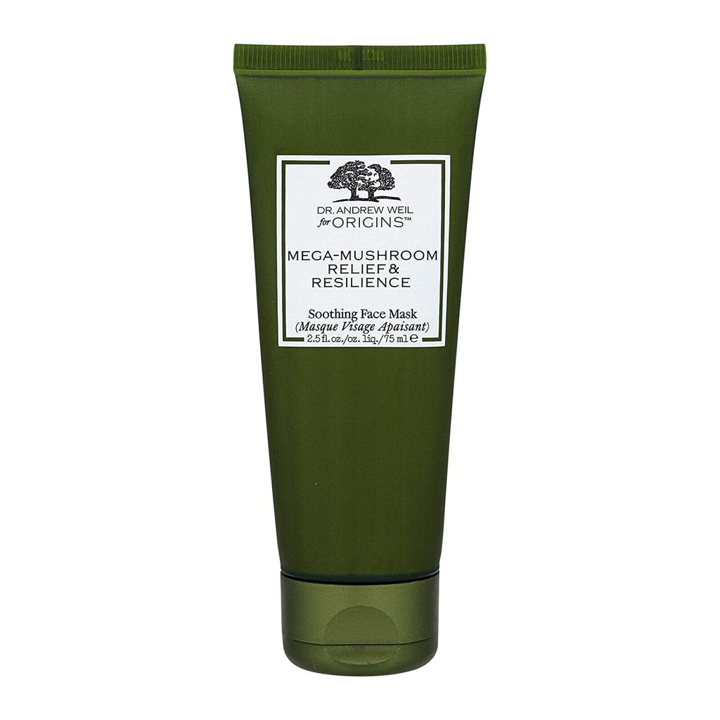 Dr Andrew Weil for Origins Mega-Mushroom Relief and Resilience soothing face mask 75ml