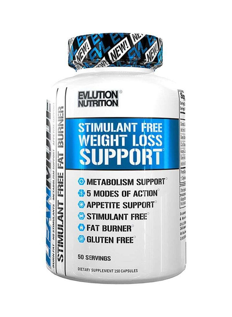 Lean Mode, Stimulant-Free Fat Burner, 150 Capsules
