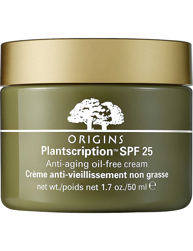 Plantscription anti-ageing oil-free cream 50ml