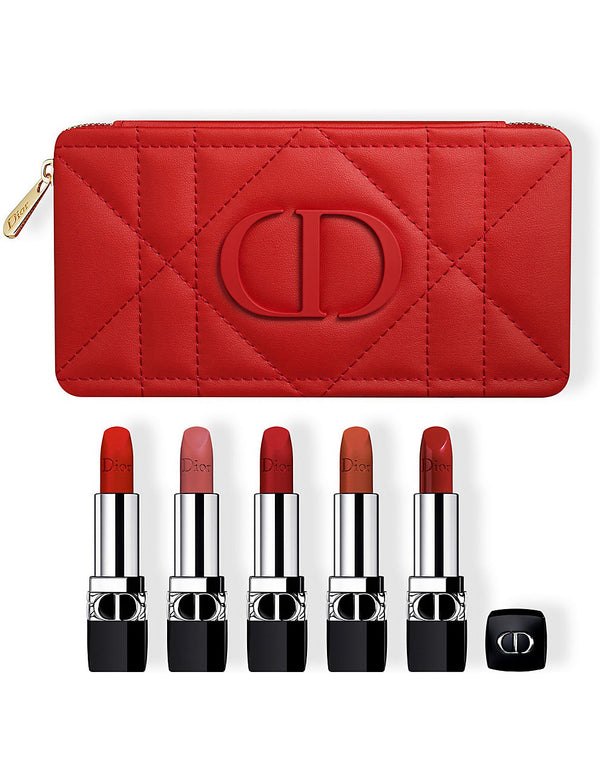 Rouge Dior Couture Colour Refillable Lipstick Collection gift set