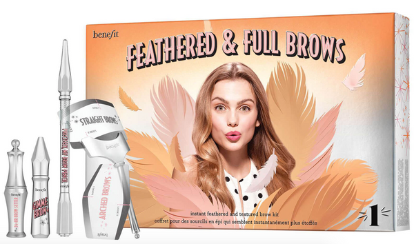 Feathered & Full Brow