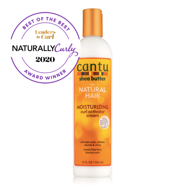 Moisturizing Curl Activator Cream 355 ml