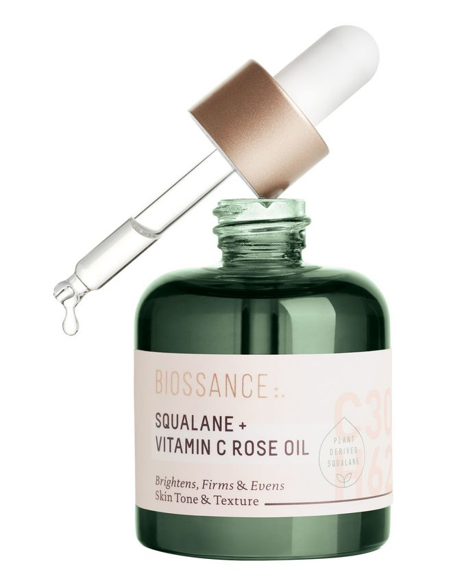 Squalane + Vitamin C Rose Oil - 30ml