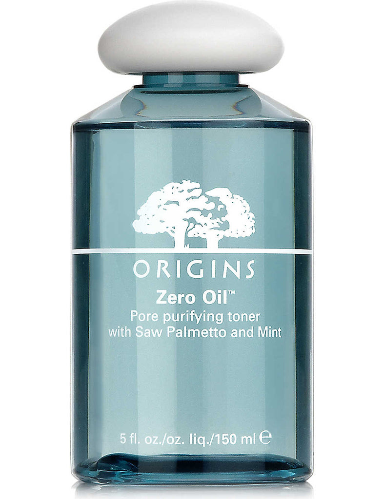 Zero Oil Purifying Toner with Palmetto and Mint 150ml