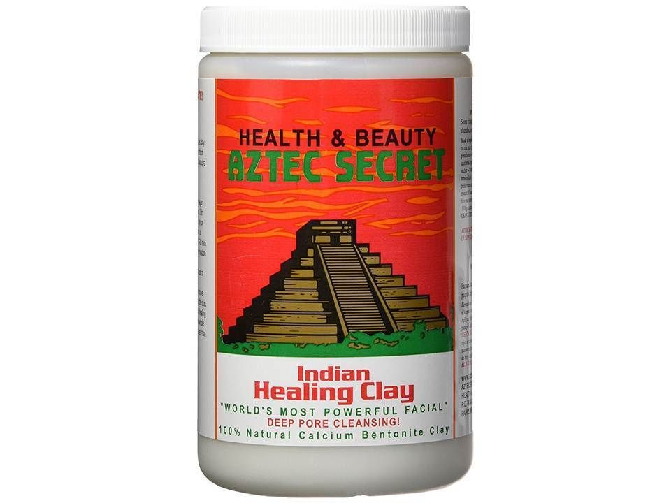 Indian Healing Clay, Deep Pore Cleansing!, 2 lbs (908 g)