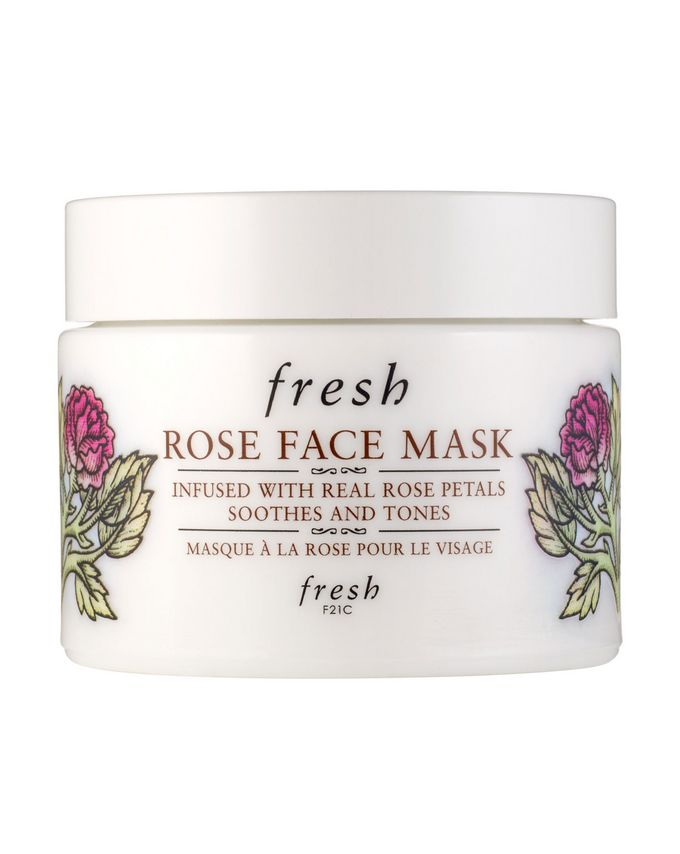Limited Edition Rose Face Mask 100ml