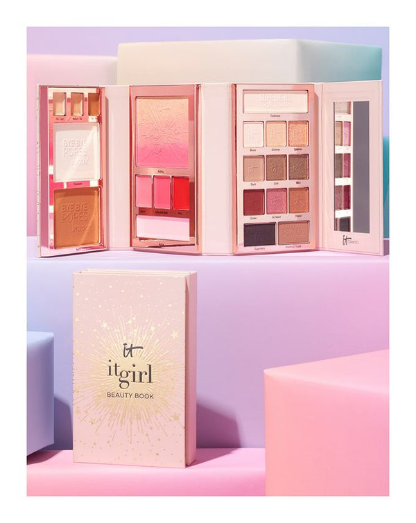 IT Girl Beauty Book( 11.66g, 10.14g, 9g, 3.66g, 2.32g, 2 x 2g, 9 x 0.99g, 3 x 0.7g, 3 x 0.61g )