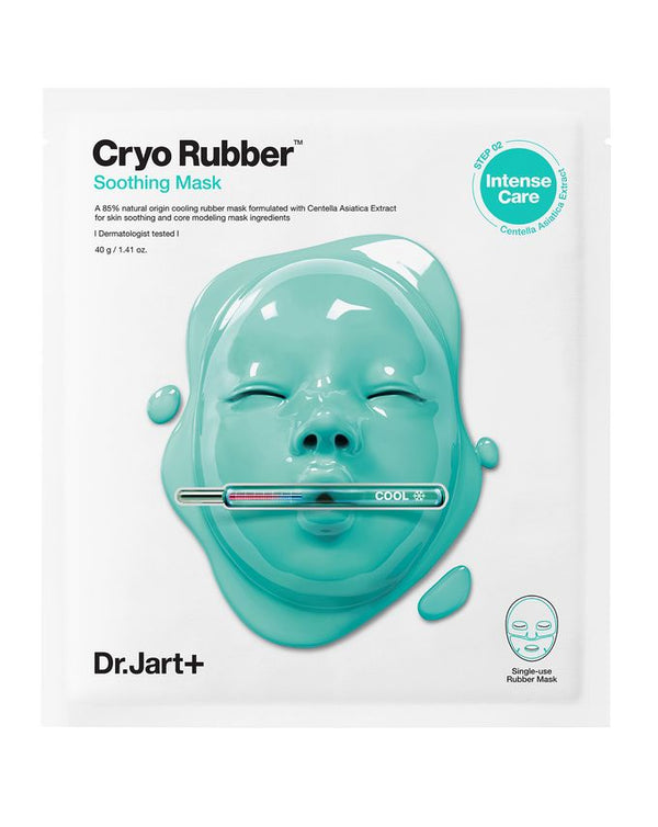 Cryo Rubber with Soothing Allantoin ( 1 mask )